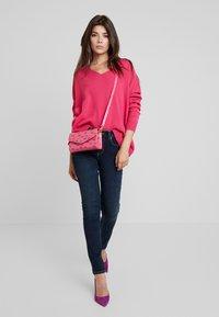 Liu Jo Jeans - DIVINE HIGH WAIST - Jeans Skinny Fit - blue reality - 1