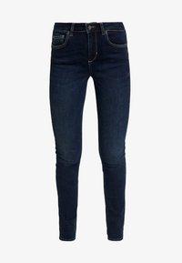 Liu Jo Jeans - DIVINE HIGH WAIST - Jeans Skinny Fit - blue reality - 4