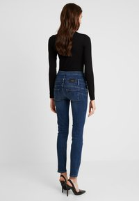Liu Jo Jeans - RAMPY HIGH WAIST - Vaqueros slim fit - blue event wash - 2