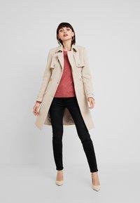 Liu Jo Jeans - RAMPY HIGH WAIST - Slim fit jeans - black - 1