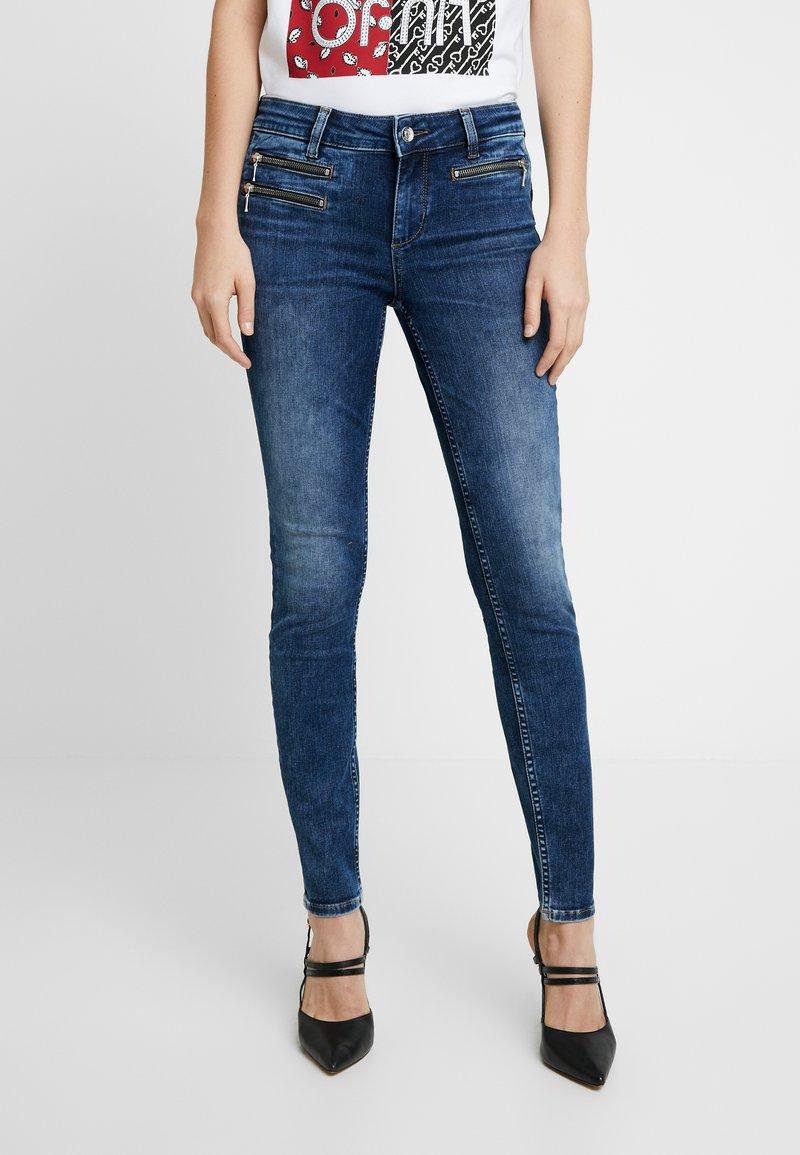 Liu Jo Jeans - CHARMING - Skinny-Farkut - dark-blue denim