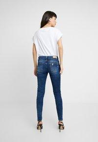 Liu Jo Jeans - CHARMING - Skinny-Farkut - dark-blue denim - 2