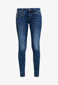 Liu Jo Jeans - CHARMING - Skinny-Farkut - dark-blue denim - 4
