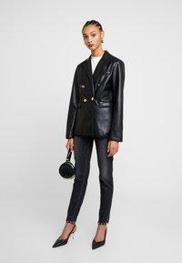 Liu Jo Jeans - SWEET - Jeans Skinny - black - 1