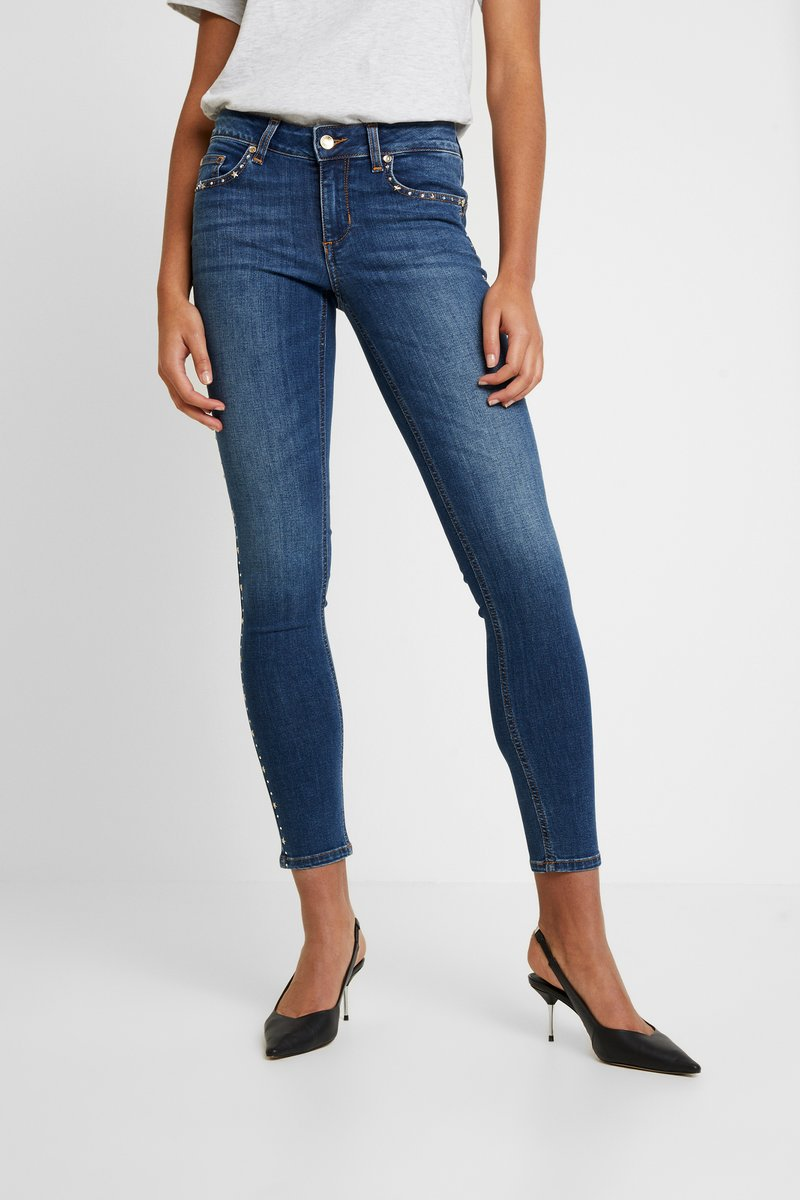 Liu Jo Jeans - DIVINE - Jeans Skinny Fit - explosion wash