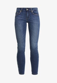 Liu Jo Jeans - DIVINE - Jeans Skinny Fit - explosion wash - 4