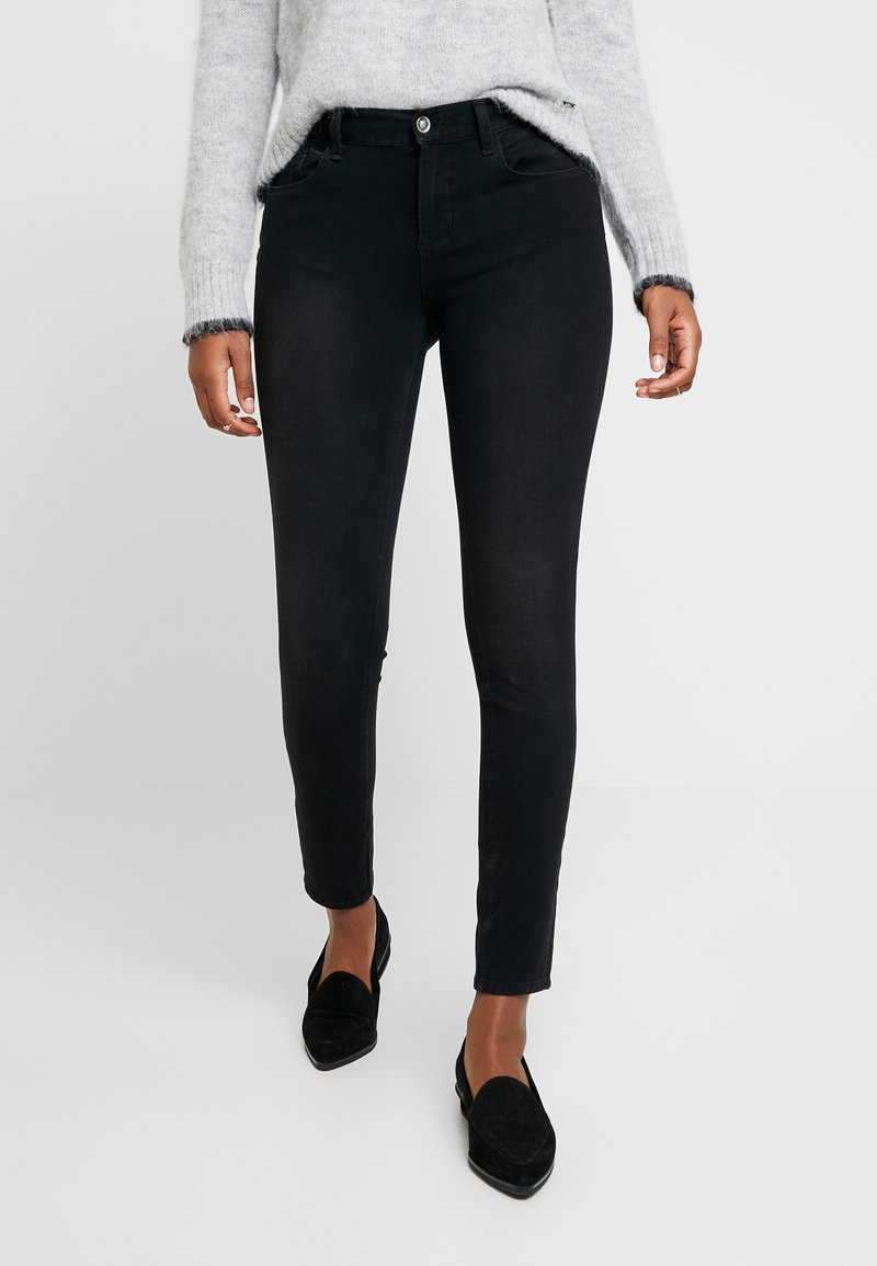 Liu Jo Jeans - DIVINE - Jeans Skinny Fit - black lofty wash