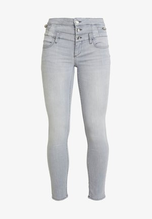 UP RAMPY  - Jean slim - grey heather wash