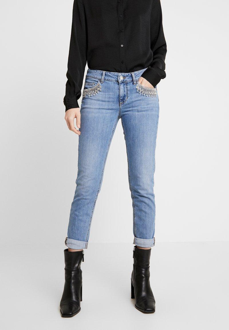 Liu Jo Jeans - UP MONROE - Jeans Skinny Fit - blue exigent