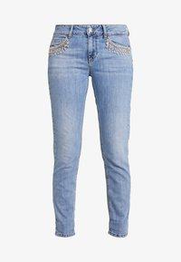 Liu Jo Jeans - UP MONROE - Jeans Skinny Fit - blue exigent - 4