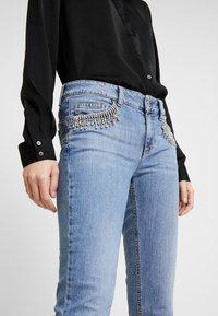 Liu Jo Jeans - UP MONROE - Jeans Skinny Fit - blue exigent - 5