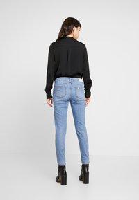 Liu Jo Jeans - UP MONROE - Jeans Skinny Fit - blue exigent - 2