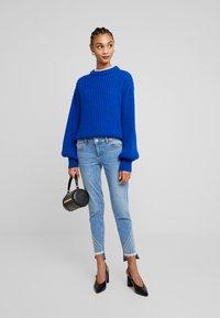 Liu Jo Jeans - UP FREE PRETTY - Slim fit jeans - blue - 1