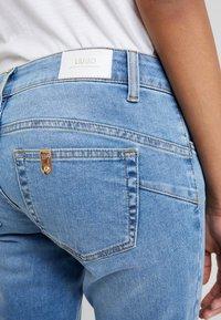 Liu Jo Jeans - UP FREE PRETTY - Slim fit jeans - blue - 4