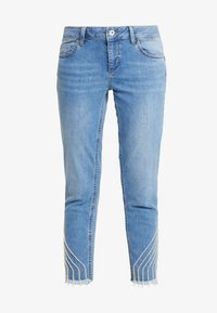 Liu Jo Jeans - UP FREE PRETTY - Slim fit jeans - blue - 5