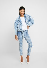 Liu Jo Jeans - NEW IDEAL - Skinny džíny - denim blue - 1
