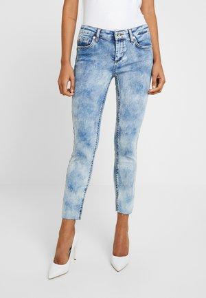 NEW IDEAL - Jeans Skinny Fit - denim blue