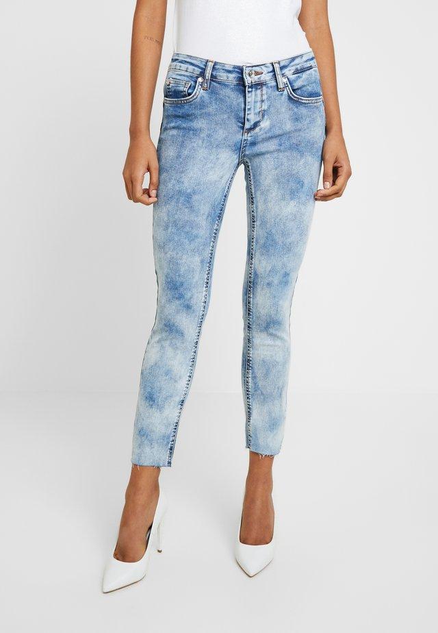 NEW IDEAL - Skinny džíny - denim blue
