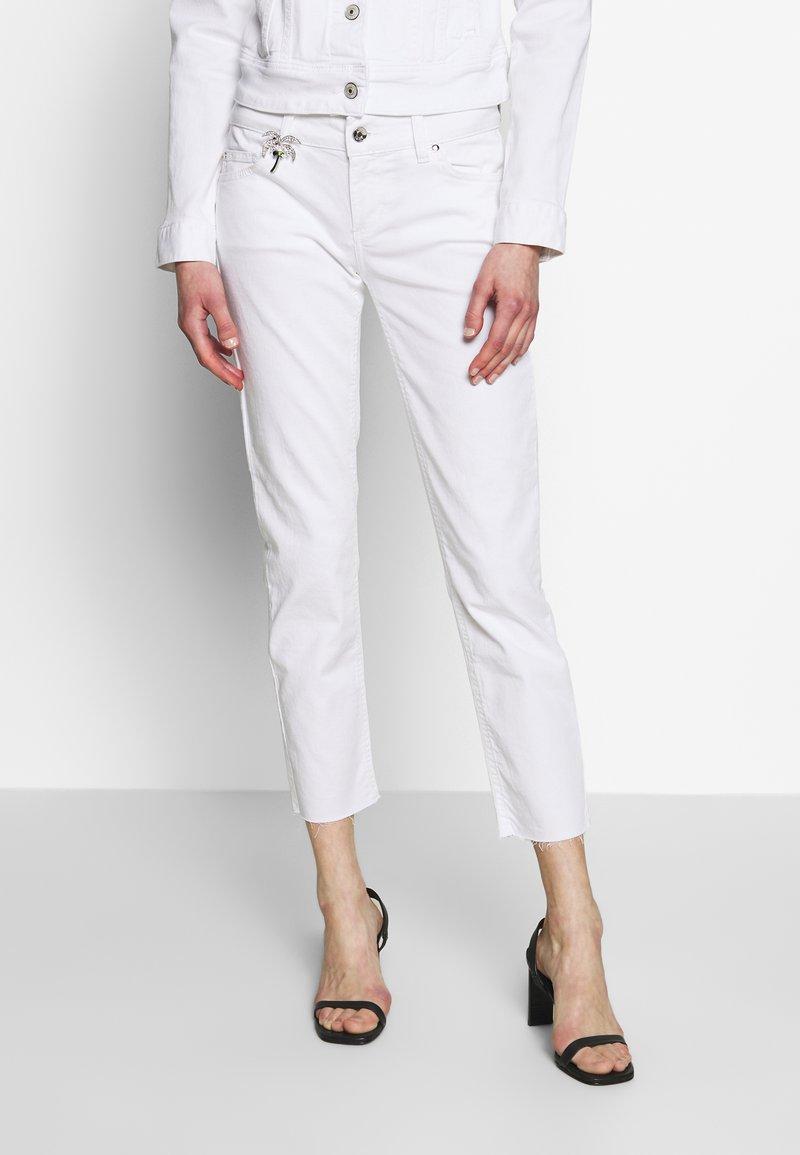 Liu Jo Jeans - NEW IDEAL - Jeans Skinny Fit - bianco ottico