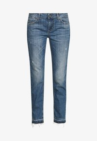 Liu Jo Jeans - NEW IDEAL - Jeans Skinny Fit - stone blue denim - 4