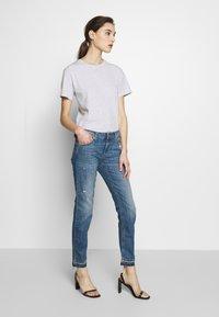 Liu Jo Jeans - NEW IDEAL - Jeans Skinny Fit - stone blue denim - 1