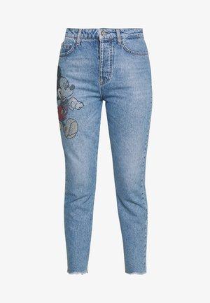 Jeans slim fit - denim blue wash