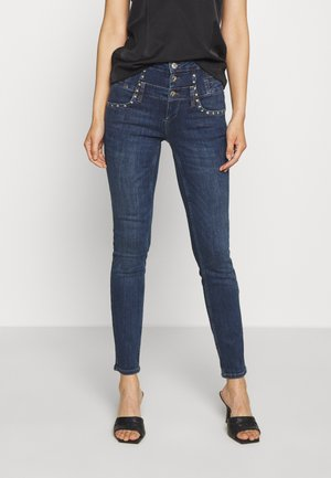 RAMPY - Jeans slim fit - denim blue event wash