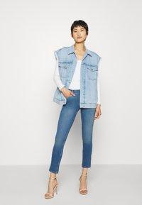 Liu Jo Jeans - MONROE - Jeans Skinny Fit - denim blue nicer wash - 1
