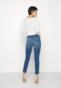 Liu Jo Jeans - MONROE - Jeans Skinny Fit - denim blue nicer wash - 2