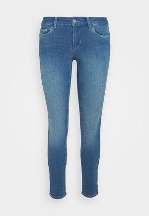 MONROE - Jeans Skinny Fit - denim blue nicer wash