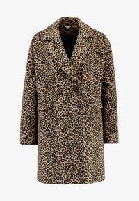 Liu Jo Jeans - CAPPOTTO WIDE - Classic coat - sweet caramel - 4