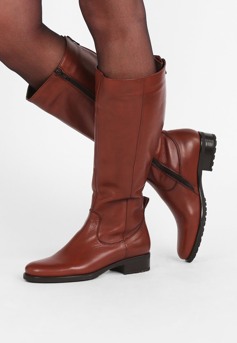 Lamica - CI - Stiefel - whiskey