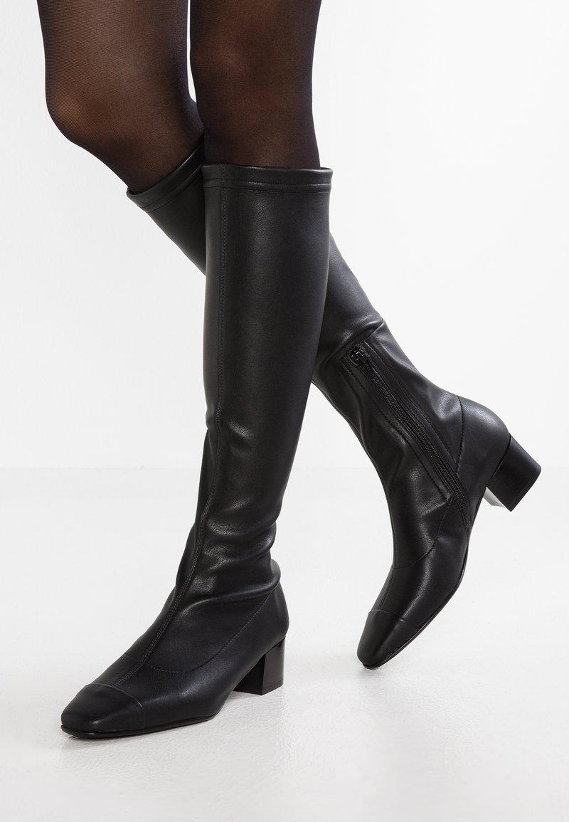Lamica - MONDO - Høje støvler/ Støvler - black