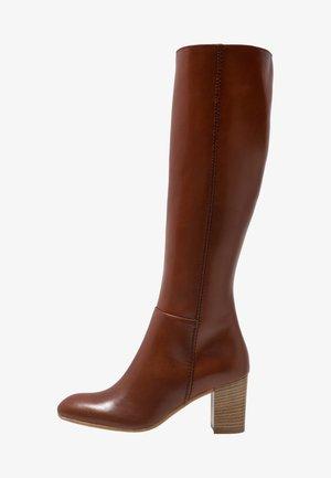 ENTE - Støvler - macchiato wisky