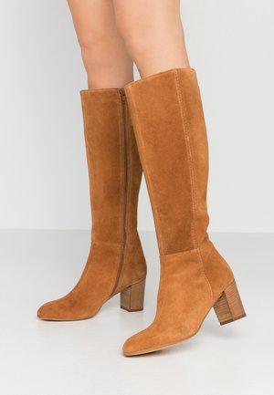 ENTE - Høje støvler/ Støvler - sella