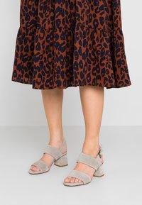 Lamica - ANDIA - Sandals - marmo - 0