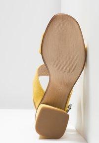 Lamica - ANDIA - Sandals - giallo - 6