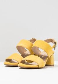 Lamica - ANDIA - Sandals - giallo - 4
