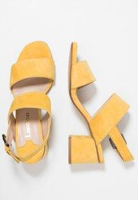 Lamica - ANDIA - Sandals - giallo - 3
