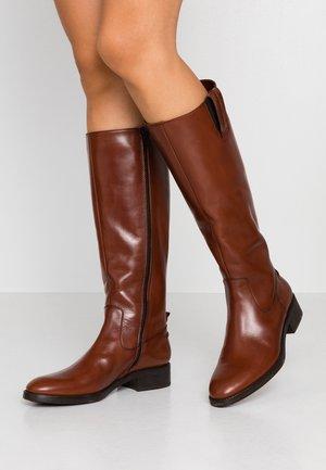 PANDA - Boots - macchiato/wisky