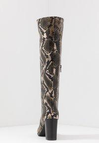 Lamica - GABIA - Boots - pitone bosco - 5