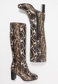 Lamica - GABIA - Boots - pitone bosco - 3