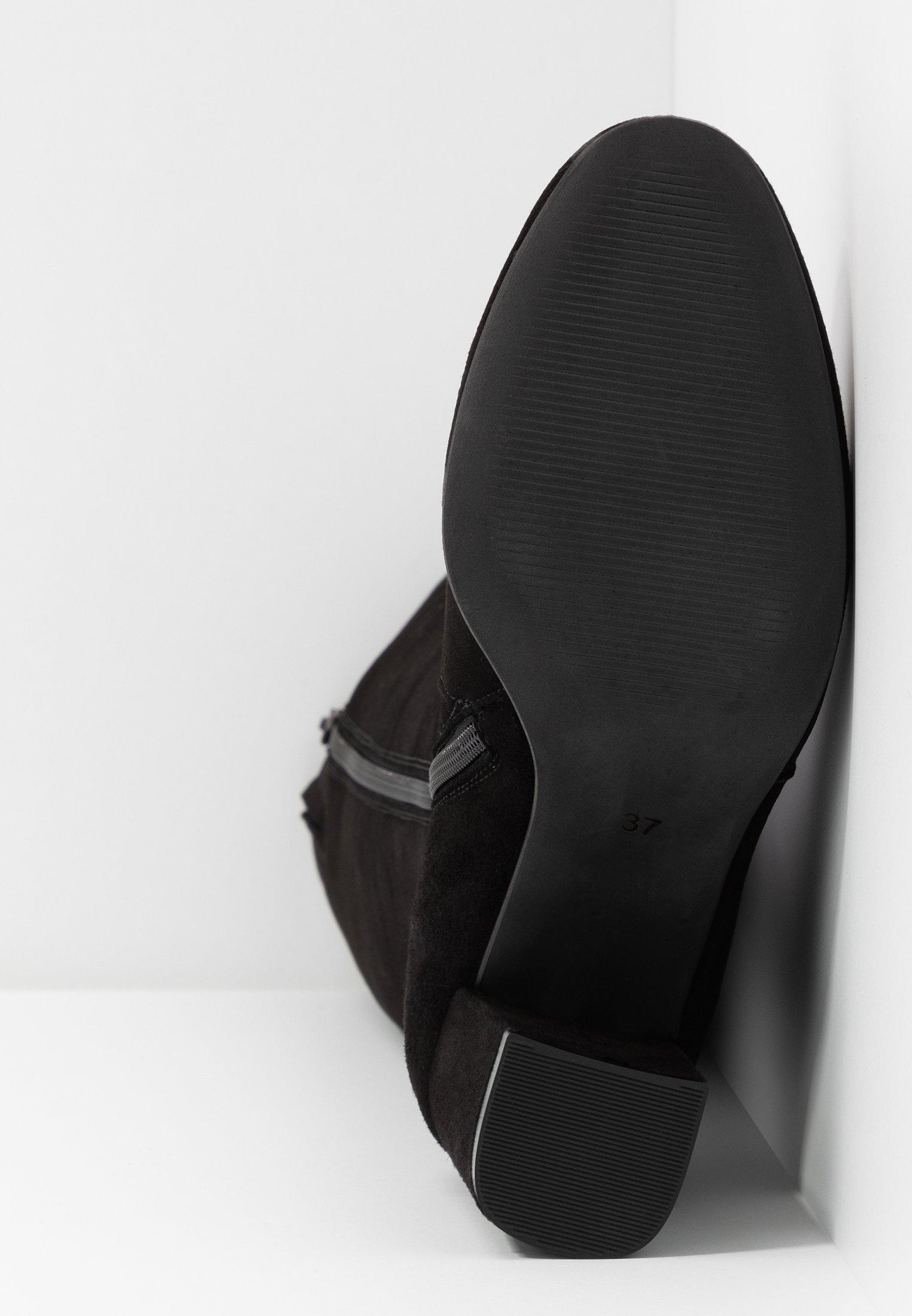 Lamica WISKY - Bottes à talons hauts nero