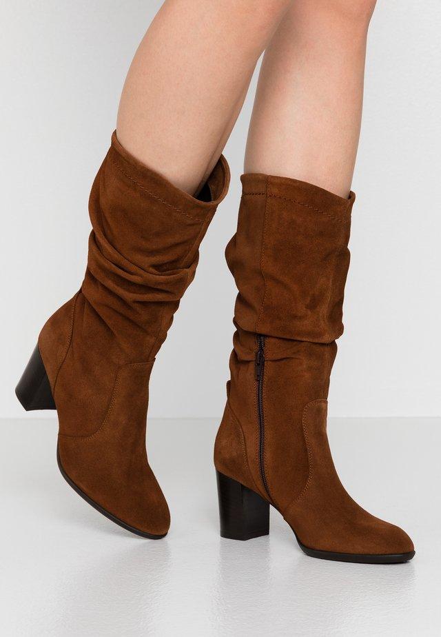 ERA - Boots - cigar