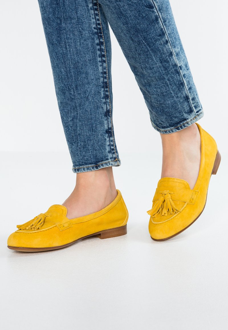 Lamica - CIAO - Slip-ons - yellow