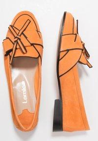 Lamica - NEVE - Loafers - orange - 3