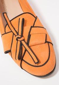Lamica - NEVE - Loafers - orange - 2