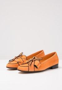 Lamica - NEVE - Loafers - orange - 4