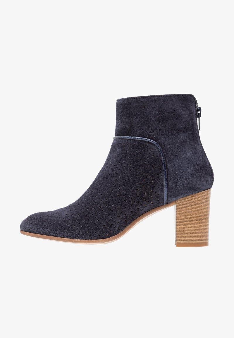 Lamica - ELENA - Classic ankle boots - blu/metal blu