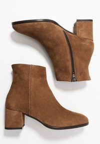Lamica - QUOLLY - Classic ankle boots - cognac - 3